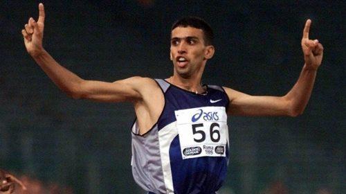 Hicham El Guerrouj 1999 1 mérföld
