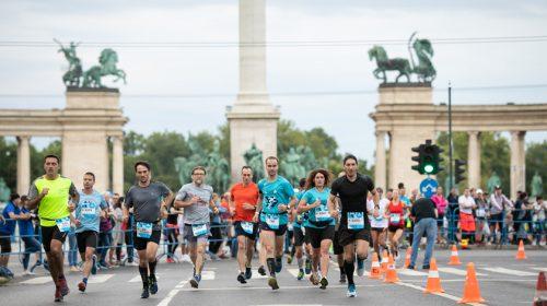 K&H mozdulj! félmaraton és futófesztivál