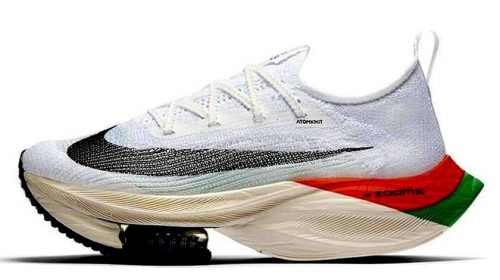 Kipchoge Nike Air Zoom Alphafly Next%