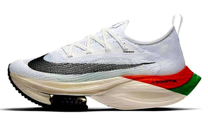 Kipchoge Nike Air Zoom Alphafly Next%