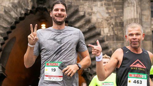 Nagy László SPAR Budapest Maraton