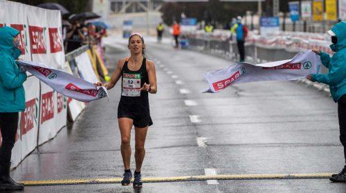 Szabó Tünde Budapest Maraton