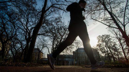 Budapest Városliget futópálya