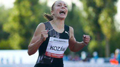 Kozák Luca Gyulai Memorial 2020