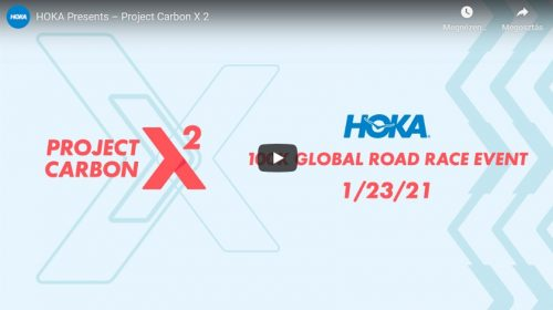 Project Carbon X2 Hoka