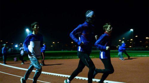 SZVSE futópálya
