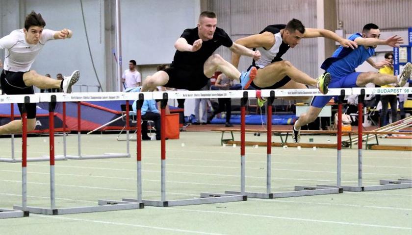 fedettpályás atlétika Budapest bajnokság