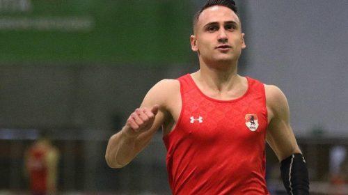 Illovszky Dominik sprinter