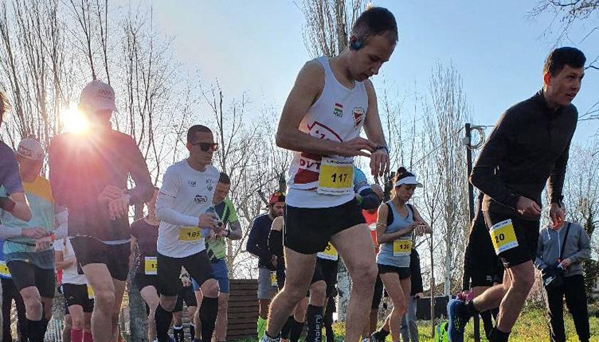 100 km és 24 órás OB Balatonalmádi 2021