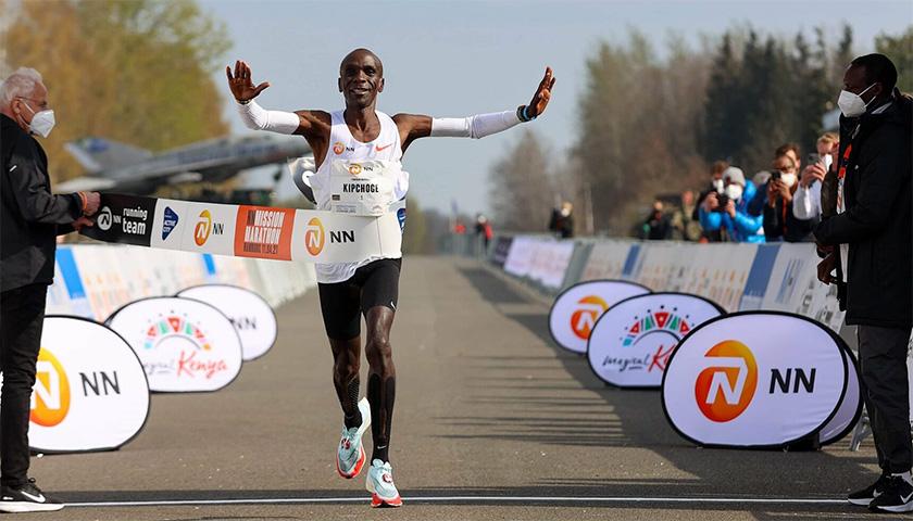 Eliud Kipchoge Mission Marathon