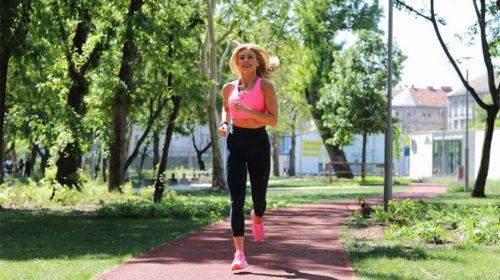 Barta Sylvia futás