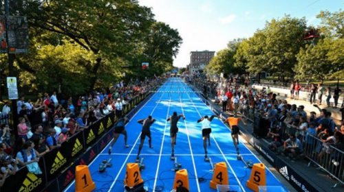 adidas Boost Boston Games 2021