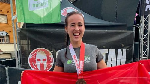 Borza Helga Spartan Race EB