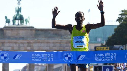 Guye Adola Berlin Marathon 2021